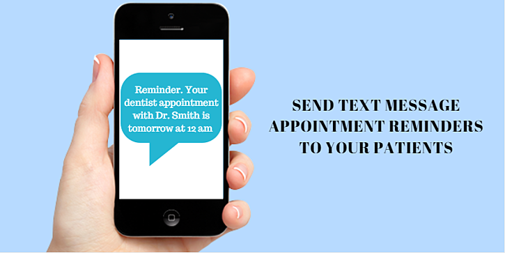 SMS appointment reminders-4