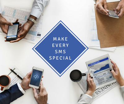 Build your SMS marketing list.