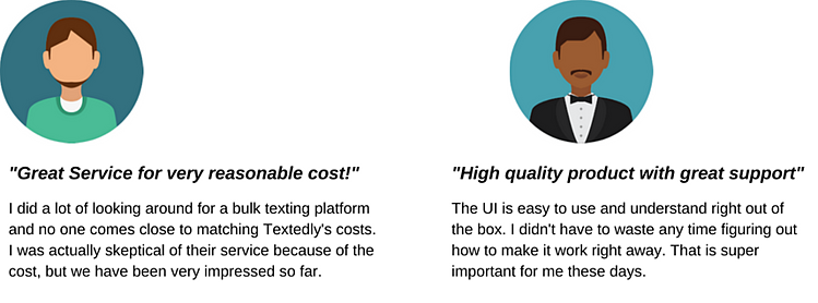 textedly-g2crowd-reviews