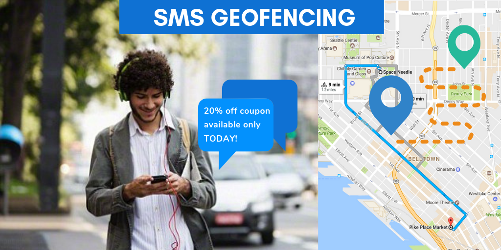 How Does SMS Geofencing Actually Work?