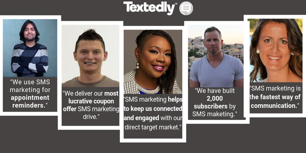 SMS marketing as the best method of business development