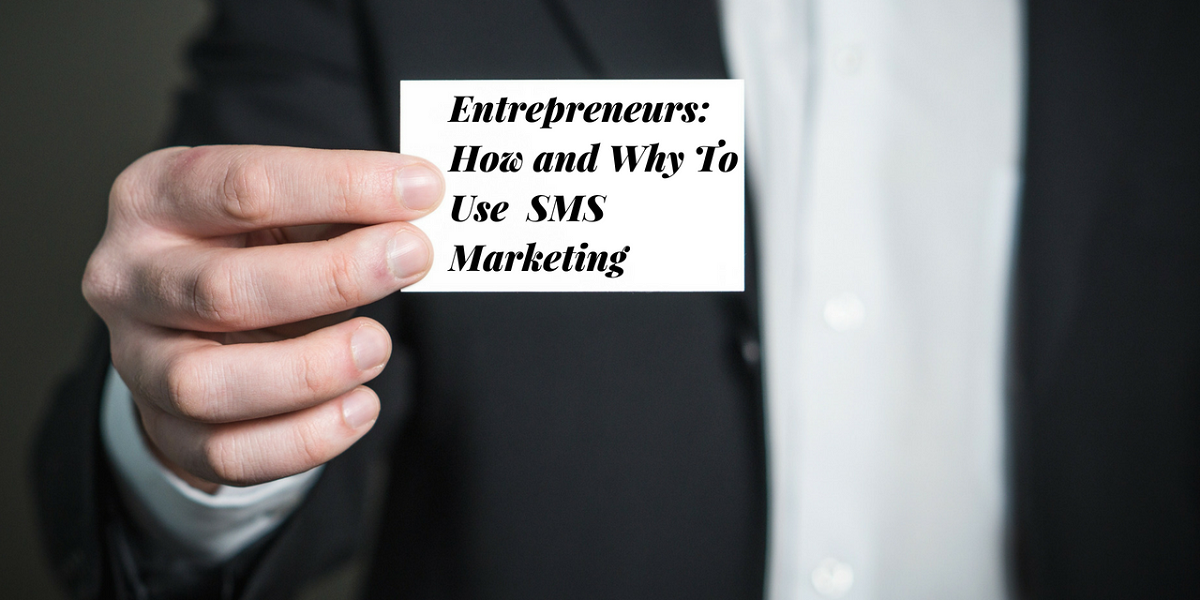 businesses to use sms marketing