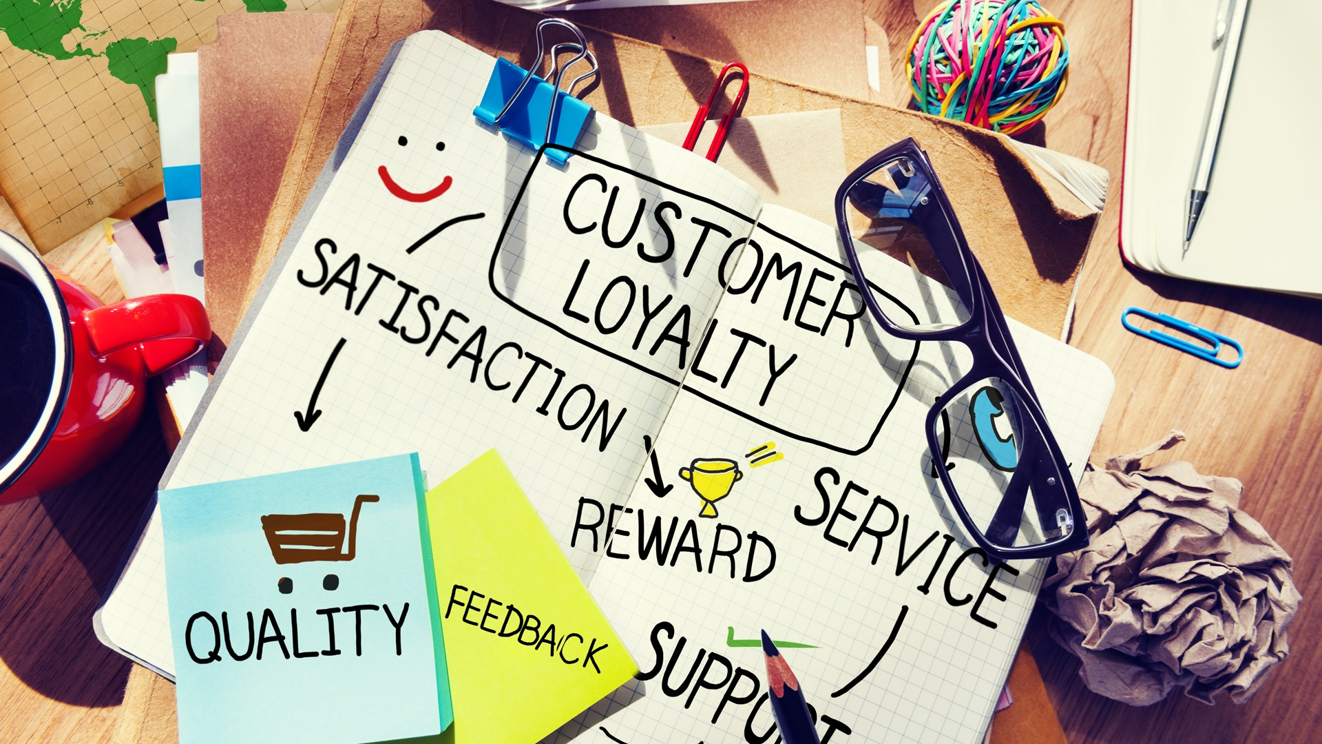 Driving Customer Loyalty with SMS Marketing - Tips from Textedly