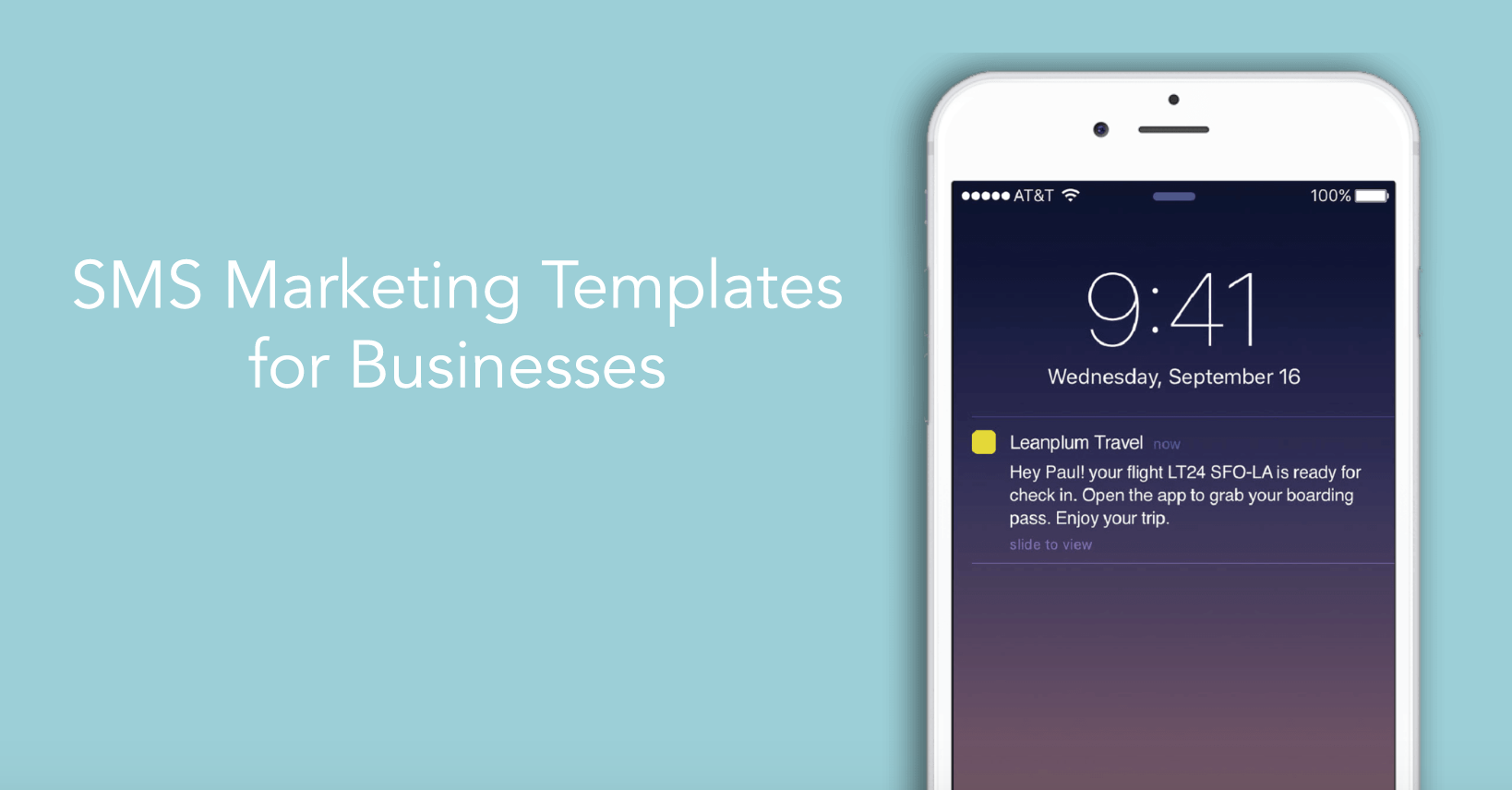 Effective Ready-To-Use SMS Marketing Templates for Businesses