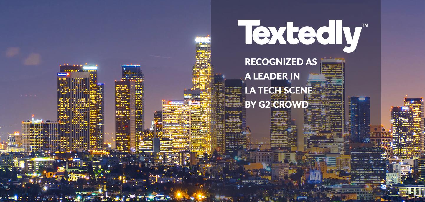 textedly la tech scene